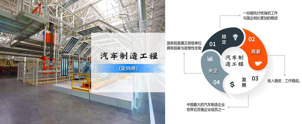 汽车制造工程(中国一汽)